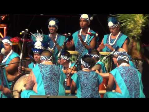Tahiti Fete San Jose 2017 Hilo, Hawaii, Amui Tahi Performance Part 1