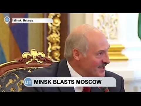 Lukashenko Blasts Moscow: Belarus refuses to adopt Russian sanctions against EU