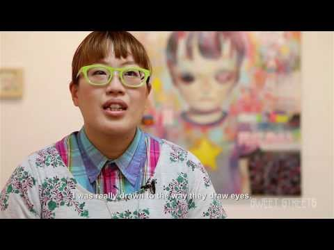 Children of this Planet - Meet Japanese Artist Hikari Shimoda