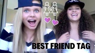 Alli Simpson & Madison Pettis - Best Friend Tag.