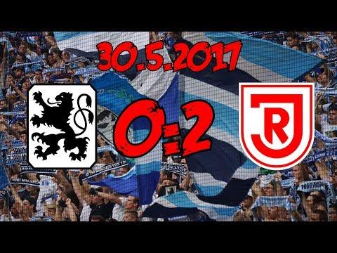 TSV 1860 München 0:2 SSV Jahn Regensburg - 30.5.2017 - Trauriger Saisonabschluss