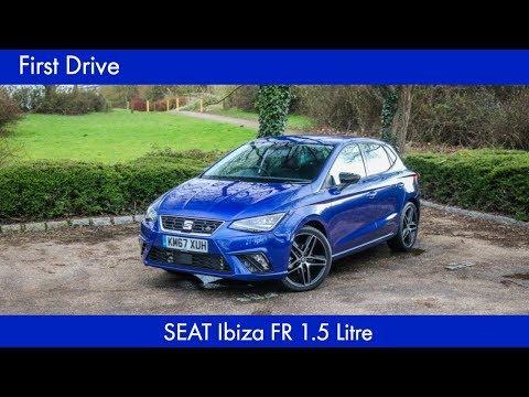 SEAT Ibiza FR (1.5 litre) First Drive