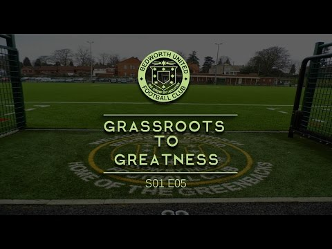 Grassroots To Greatness || Football Manager 2015 || Bedworth Utd || S01 E05 || Going On An Adventure
