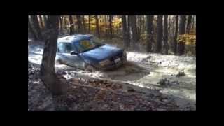 Toyota 4-runner and Ford explorer off-road 4x4 10-21-12 pt.2