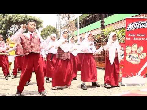 Milkuat Dance Competition SDN KEMBANGAN 10
