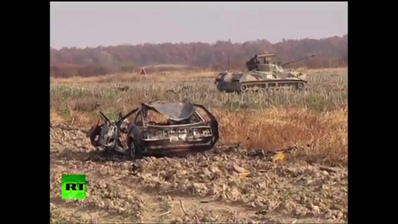 Российские десантники начали учения в Сербии