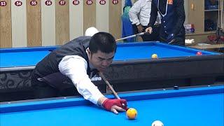 10 lượt cơ đủ tiền. Nguyễn Quốc Nguyện vs Trần Đức Minh. Billiards Vietnam