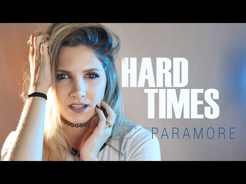 Thumbnail: Paramore - Hard Times - Rock cover by Halocene