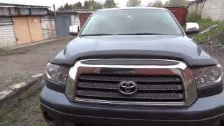 #3793. Toyota Tundra Sport Appearance Package 2008 (потрясающее видео)