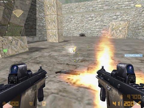 วิธีดาวโหลด+ติดตั้ง Counter Strike Xtreme V7