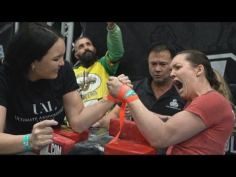 UAL Arm Wrestling Championship 2020 Women