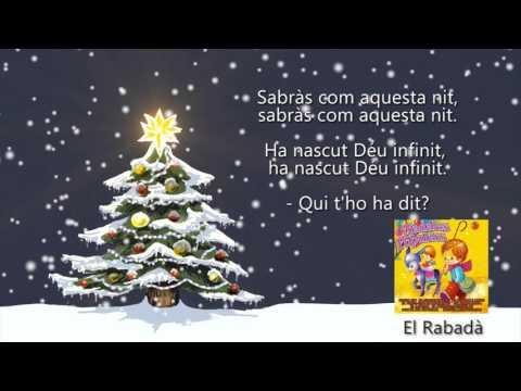 El Rabadà (amb Música i Lletra) - Coral El Virolet