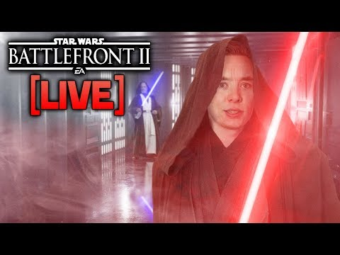 ⚡BATTLEFRONT 2 LIVE  - A Stream To Be Sure But An Early One!
