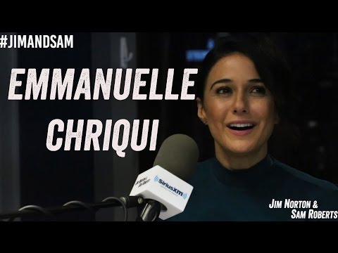 Emmanuelle Chriqui  Psychics, Cheating, Entourage Fame  Jim Norton & Sam Roberts