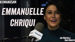 Emmanuelle Chriqui - Psychics, Cheating, Entourage Fame - Jim Norton & Sam Roberts