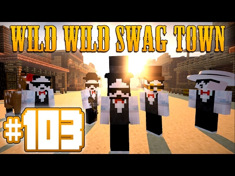 LINN BRYTER LOVEN - SWAG TOWN #103 (Norsk Minecraft)