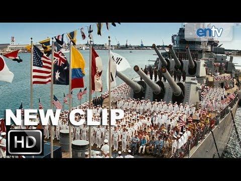 "Battleship ""Resurrecting The Mighty Mo"" Clip: The US Navy Puts USS Missouri Back Into Action"