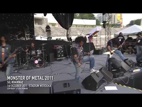 MONSTER OF METAL 2011 - SIL KHANNAZ