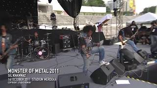MONSTER OF METAL 2011 - SIL KHANNAZ