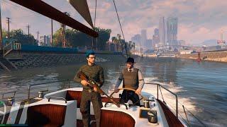 GTA V ONLINE | FRANCOTIRADORES DE ÉLITE!! #201 - GTA 5 Gameplay