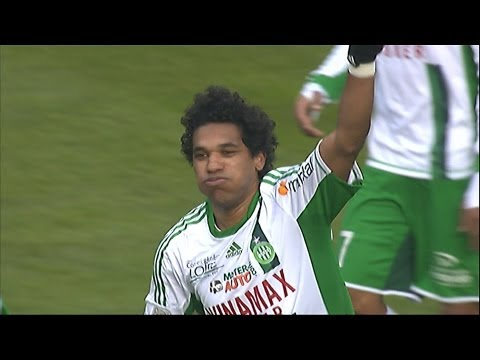 But BRANDAO (31') - ESTAC Troyes - AS Saint-Etienne (2-2) / 2012-13