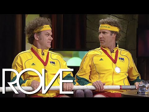 Will Ferrell And John C Reilly   Interview Part 1 (2008)   ROVE
