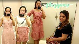 Nag-SHOPPING ng OUTFIT para sa ACQUAINTANCE Party | Monica Garcia Vlogs  ♡