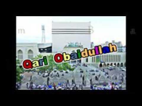 Bangladesh Dhaka Obaidullah Azan