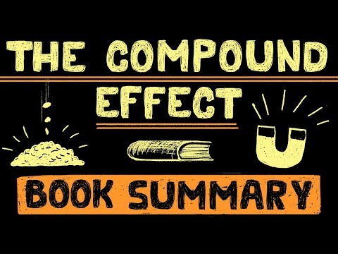 The Compound Effect (Animated Book Summary) by Darren Hardy