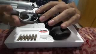 Airsoft Revolver UHC 937S Spring
