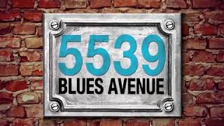 """Sweet Home Chicago - """"5539 Blues Band"""" (Cover)"""
