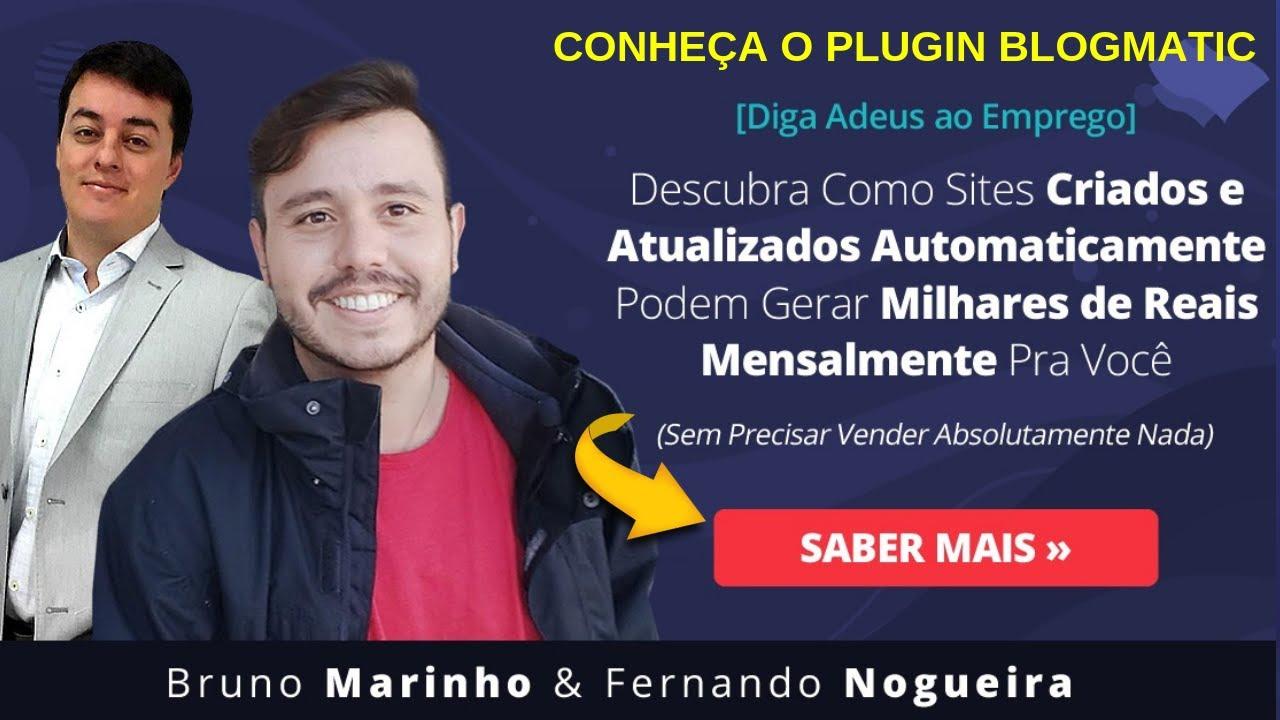 Download Plugin Blog matic - Blogmatic criador de blogs automáticos funciona mesmo?