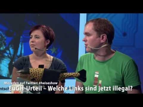 #heiseshow: EuGH-Urteil – Welche Links sind jetzt illegal?