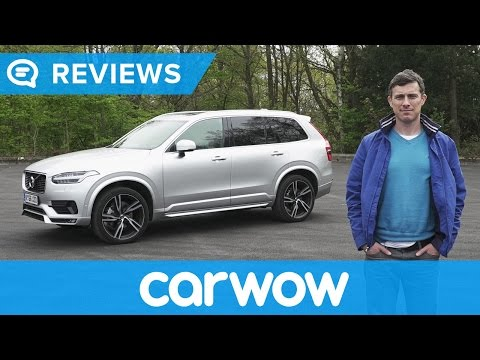 Volvo XC90 SUV 2018 in-depth review | Mat Watson Reviews