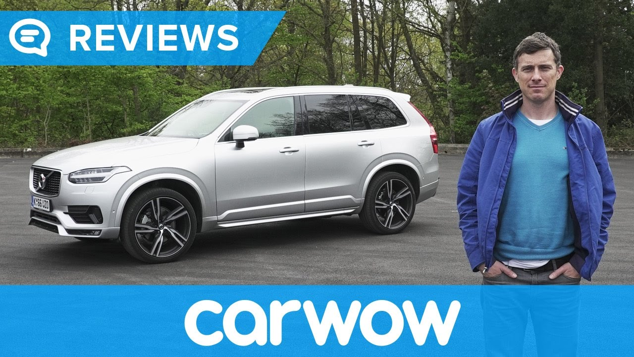 Volvo Xc90 Suv 2018 In Depth Review Mat Watson Reviews