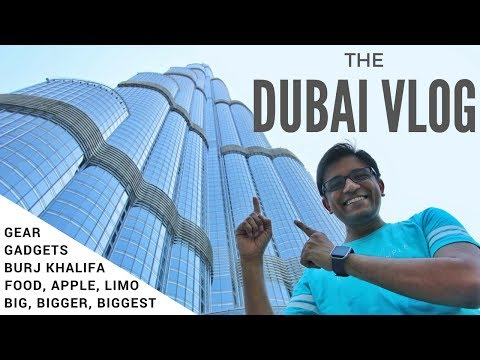 The Big Bigger Biggest DUBAI Vlog - 100 Hours in Dubai! (ft GeekyRanjit)