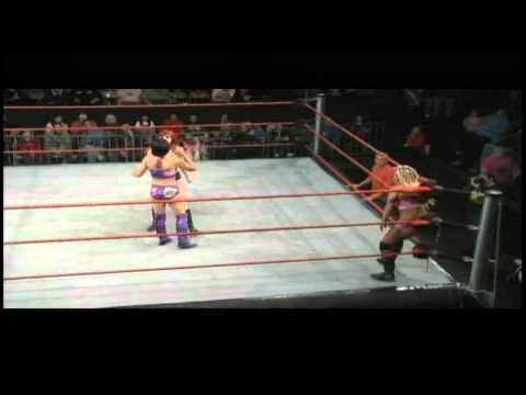 OVW Womens Title: Heidi Lovelace vs Taryn Terrell.