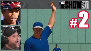 PLAYING GABE FROM SOFTBALL! | MLB The Show 20 | Diamond Dynasty #2