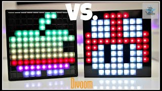 Divoom TimeBox vs. Aurabox -Which one is better??