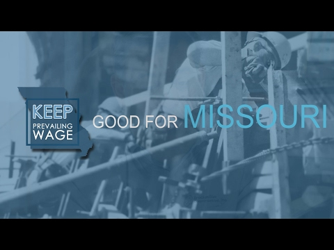 Keep Prevailing Wage in Missouri - Brockmiller Construction