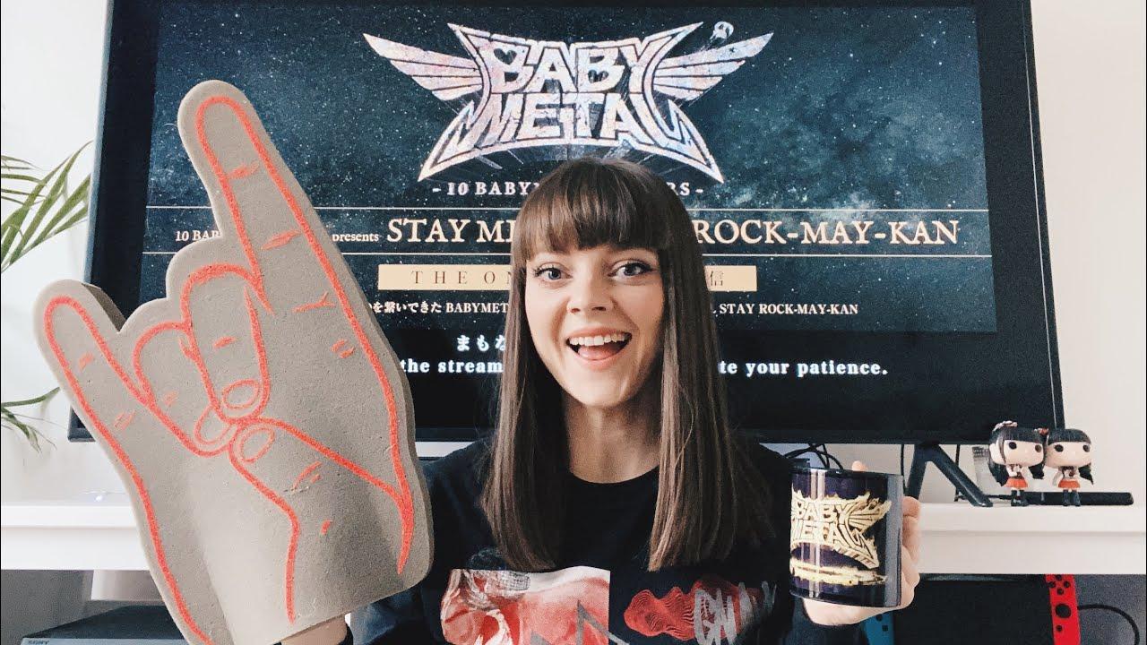 BABYMETAL ROCK-MAY-KAN Reaction | CallieSakura
