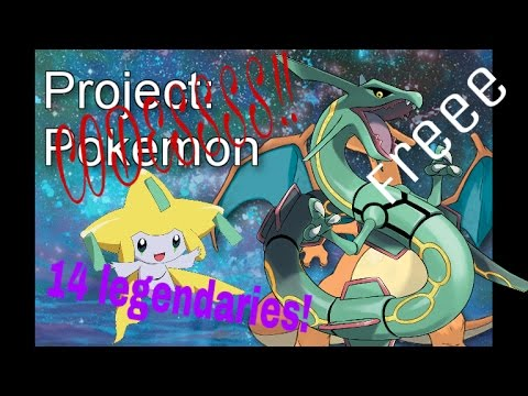 PROJECT POKEMON MYSTERY GIFT CODES!!