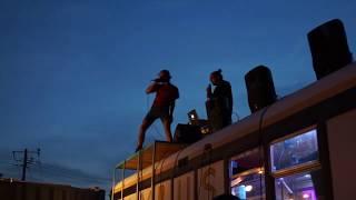 Show sur le toit avec Kirouac et Kodakludo!