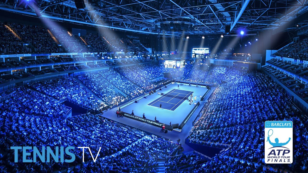 Barclays ATP World Tour Finals - Practice Court - Saturday (Replay) - YouTube