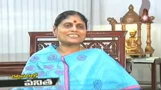 Y S Vijayamma Personal Interview | Chatta Sabhallo Vanitha | Vanitha TV