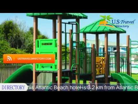 DoubleTree by Hilton Atlantic Beach Oceanfront - Atlantic Beach Hotels, North Carolina