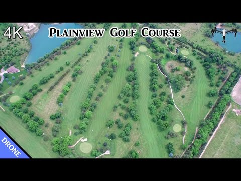 Plainview Country Club - Drone Tour