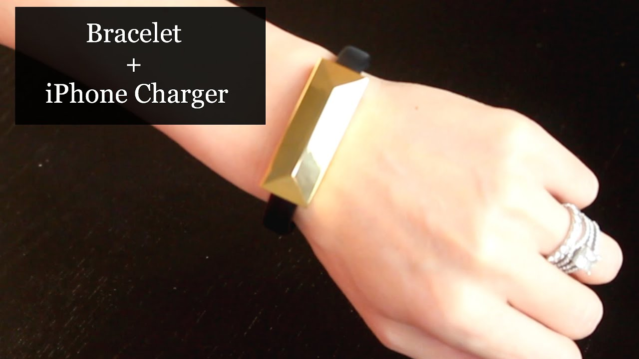 Wearable Iphone Charger Youtube