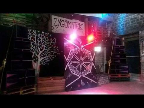 Free party Zygomatek Sound System - 04.02.2017