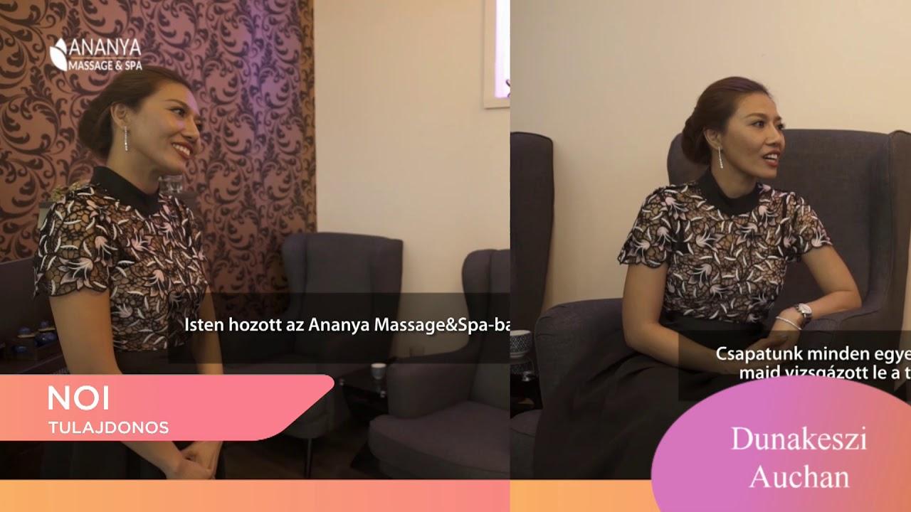 Ananya thai massage and wellness spa